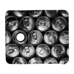Black And White Doses Cans Fuzzy Drinks Galaxy S3 (flip/folio)
