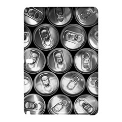Black And White Doses Cans Fuzzy Drinks Samsung Galaxy Tab Pro 10 1 Hardshell Case by Nexatart