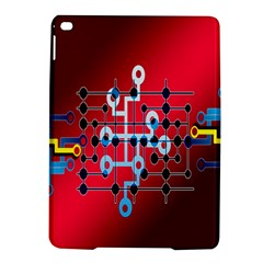 Board Circuits Trace Control Center Ipad Air 2 Hardshell Cases by Nexatart