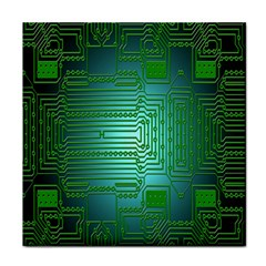 Board Conductors Circuits Tile Coasters