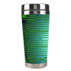 Board Conductors Circuits Stainless Steel Travel Tumblers
