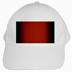 Brown Gradient Frame White Cap