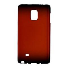Brown Gradient Frame Galaxy Note Edge by Nexatart