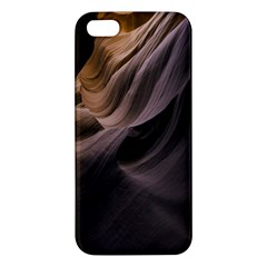 Canyon Desert Landscape Pattern Apple Iphone 5 Premium Hardshell Case by Nexatart