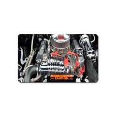 Car Engine Magnet (name Card)