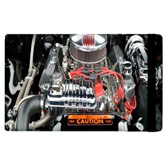 Car Engine Apple Ipad 3/4 Flip Case by Nexatart