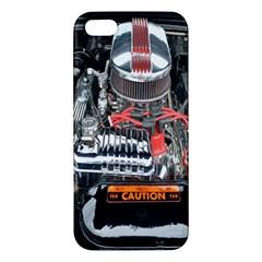 Car Engine Iphone 5s/ Se Premium Hardshell Case