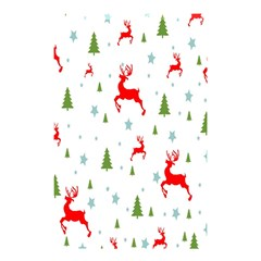 Christmas Pattern Shower Curtain 48  X 72  (small)  by Nexatart