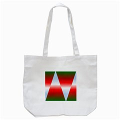 Christmas Pattern Tote Bag (white)
