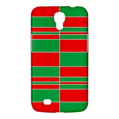 Christmas Colors Red Green Samsung Galaxy Mega 6 3  I9200 Hardshell Case