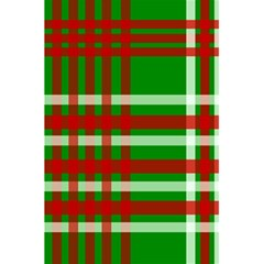 Christmas Colors Red Green White 5 5  X 8 5  Notebooks