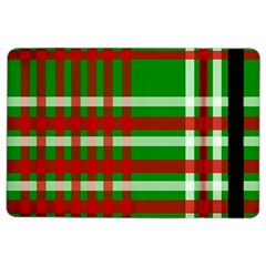 Christmas Colors Red Green White Ipad Air 2 Flip