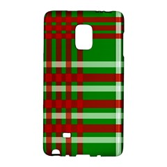 Christmas Colors Red Green White Galaxy Note Edge
