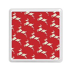Christmas Card Christmas Card Memory Card Reader (Square)  by Nexatart