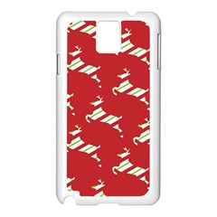 Christmas Card Christmas Card Samsung Galaxy Note 3 N9005 Case (white)