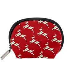 Christmas Card Christmas Card Accessory Pouches (small)