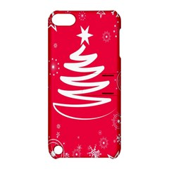 Christmas Tree Apple Ipod Touch 5 Hardshell Case With Stand