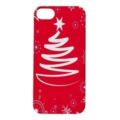 Christmas Tree Apple Iphone 5s/ Se Hardshell Case