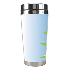 Christmas Tree Christmas Stainless Steel Travel Tumblers by Nexatart