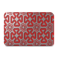 Christmas Wrap Pattern Plate Mats by Nexatart