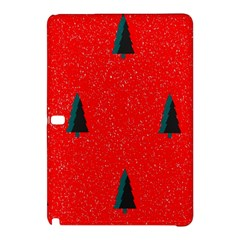 Christmas Time Fir Trees Samsung Galaxy Tab Pro 10 1 Hardshell Case