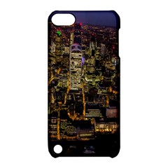 City Glass Architecture Windows Apple Ipod Touch 5 Hardshell Case With Stand