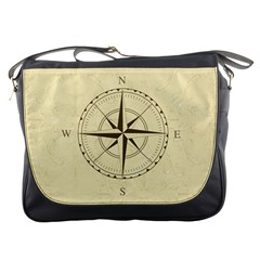 Compass Vintage South West East Messenger Bags