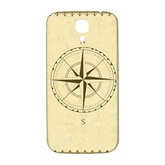 Compass Vintage South West East Samsung Galaxy S4 I9500/i9505  Hardshell Back Case