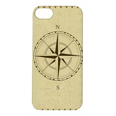 Compass Vintage South West East Apple Iphone 5s/ Se Hardshell Case