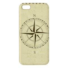 Compass Vintage South West East Iphone 5s/ Se Premium Hardshell Case