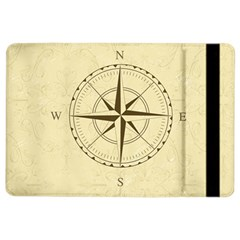 Compass Vintage South West East Ipad Air 2 Flip