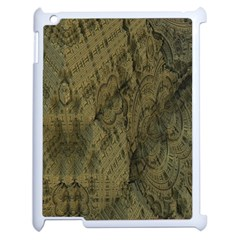 Complexity Apple Ipad 2 Case (white) by Nexatart