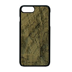 Complexity Apple iPhone 7 Plus Seamless Case (Black) by Nexatart