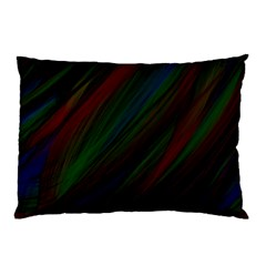 Dark Background Pattern Pillow Case
