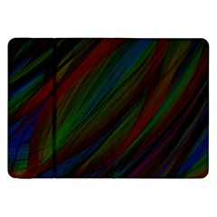 Dark Background Pattern Samsung Galaxy Tab 8 9  P7300 Flip Case