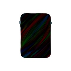 Dark Background Pattern Apple Ipad Mini Protective Soft Cases