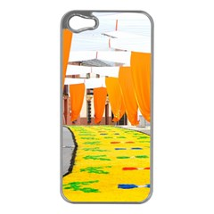 Corpus Torrenueva Procession Apple Iphone 5 Case (silver)