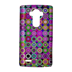 Design Circles Circular Background Lg G4 Hardshell Case by Nexatart