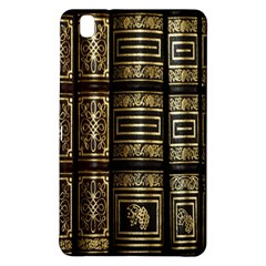 Detail Golden Gold Ornaments Samsung Galaxy Tab Pro 8 4 Hardshell Case by Nexatart