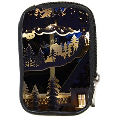 Christmas Advent Candle Arches Compact Camera Cases