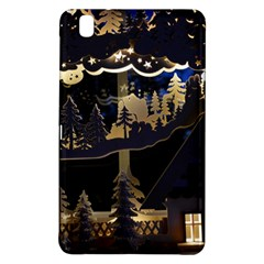 Christmas Advent Candle Arches Samsung Galaxy Tab Pro 8 4 Hardshell Case by Nexatart