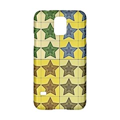 Pattern With A Stars Samsung Galaxy S5 Hardshell Case