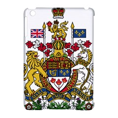 Coat Of Arms Of Canada  Apple Ipad Mini Hardshell Case (compatible With Smart Cover) by abbeyz71