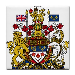 Canada Coat Of Arms  Face Towel by abbeyz71
