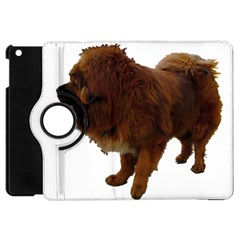 Tibetan Mastiff Full Apple iPad Mini Flip 360 Case by TailWags