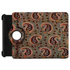 Persian Silk Brocade Kindle Fire Hd 7  by Nexatart