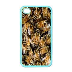 Honey Bee Water Buckfast Apple Iphone 4 Case (color)