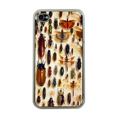 Insect Collection Apple Iphone 4 Case (clear) by Nexatart