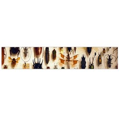 Insect Collection Flano Scarf (large)