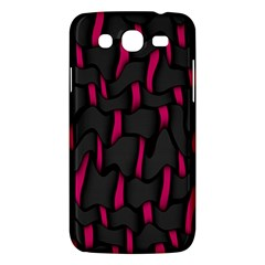 Weave And Knit Pattern Seamless Background Samsung Galaxy Mega 5 8 I9152 Hardshell Case  by Nexatart